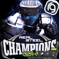 Real Steel Chandions