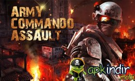 Army Commando Assault