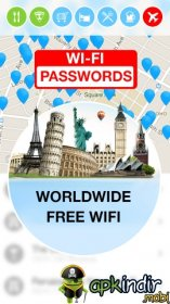 WİFİ Map Pro Passwords