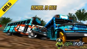 Bus Demolition Derby GOLD+