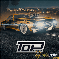 Top Speed: Drag & Fast Racing v 1.2 Para Hileli Apk