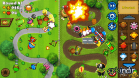 Bloons TD 5 Hileli Apk