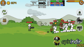 Stickman And Gun 2 Hileli Apk
