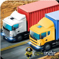 Racing Game: Truck Racer