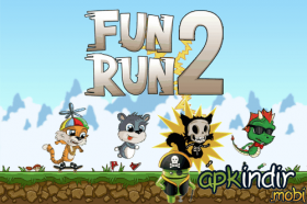Fun Run 2 - Multiplayer Race
