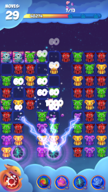 Sky Dragon Stars: Magic Match