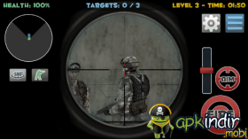 Sniper Commando Assassin 3D