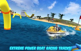 Extreme Power Boat Racers