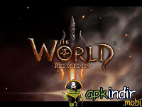The World 3: Rise of Demon