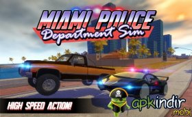 Miami Police Department Sim