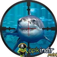 Underwater Shark Sniper Hunter