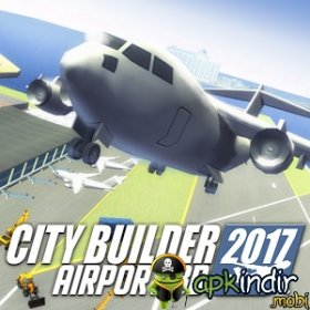 City builder 2017 Airport 3D