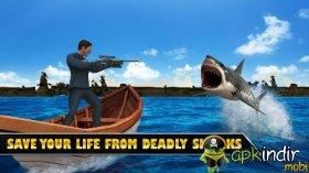 Underwater Shark Sniper Hunter