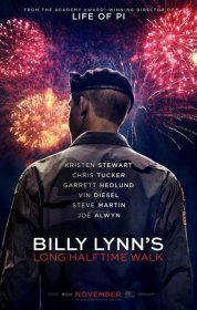 Billy Lynn'in Uzun Yürüyüşü 2016 - Türkçe Dublaj