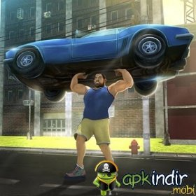 Hunk Big Man 3D: Fighting Game