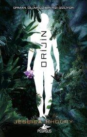 Orijin - Jessica Khoury
