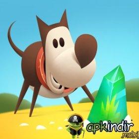 Diggy Dog - adventure time