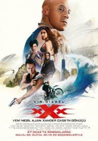 Yeni Nesil Ajan: Xander Cage'in Dönüşü 2017 Türkçe Dublaj