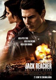 Jack Reacher: Asla Geri Dönme 2016 Türkçe Dublaj