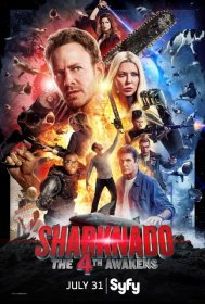 Sharknado 4: The 4th Awakens 2016 Türkçe Dublaj