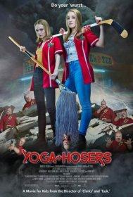 Yoga Hosers 2016 Türkçe Dublaj