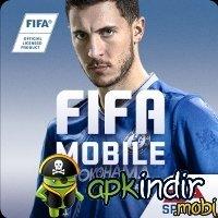 FIFA Mobile Football v6.1.0 Android Oyun indir