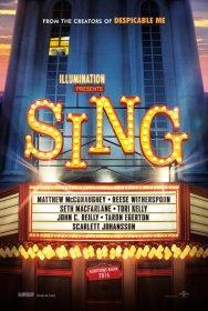 Sing - Şarkını Söyle 2016 Türkçe Dublaj