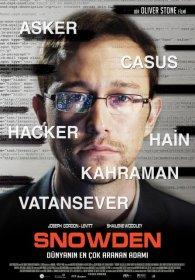 Snowden 2016 Türkçe Dublaj