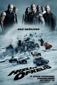 The Fate Of The Furious 2017 Türkçe Altyazı indir