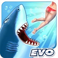Hungry Shark Evolution v 5.0.0 Güncel Hileli indir