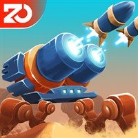 Tower Defense Zone 2 v 1.1 Hileli Apk indir