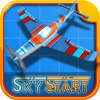 SkyStart Racing v 1.24.7 Android Oyun indir