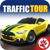 Traffic Tour v 1.2.6 Android Oyun indir