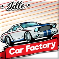 Idle Car Factory v 6.0 Hileli Apk indir