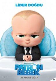 Patron Bebek - The Boss Baby 2017 Türkçe Dublaj