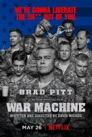 Savaş Makinası - War Machine 2017 Türkce Dublaj
