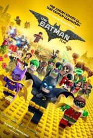 Lego Batman Movie 2017 Türkçe Dublaj