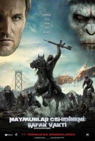 Maymunlar Cehennemi: Şafak Vakti 2014 Türkçe Dublaj