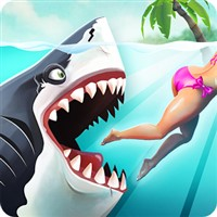 Hungry Shark World v 2.5.2 Hileli Apk indir