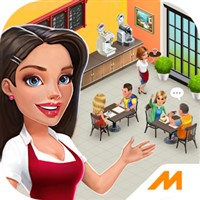 My Cafe: Recipes & Stories v 2017.11 Hileli Apk indir