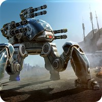 Walking War Robots v 3.1.0 Hileli Apk indir