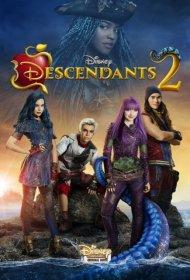 Descendants 2 2017 Türkçe Altyazı