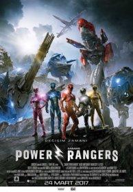 Power Rangers 2017 Türkçe Dublaj
