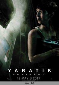 Alien Covenant 2017 Türkçe Altyazı