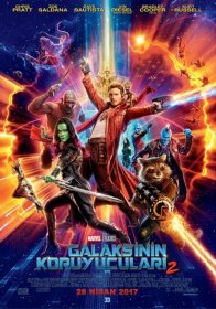 Guardians of the Galaxy Vol2 2017 Türkçe Altyazı