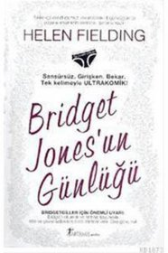 Bridget Jones'un Günlüğü - Bridget Jones's Diary - Helen Fielding