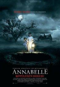 Annabelle Creation 2017 Türkçe Dublaj