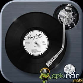 Vinylage Music Player