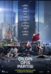 Cilgin Ofis Partisi - Office Christmas Party 2016 Türkçe Dublaj