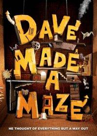 Dave Made a Maze 2017 Türkçe Altyazı